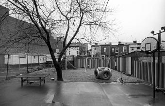 Playground, Family Shelter, Newark, NJ, 2000